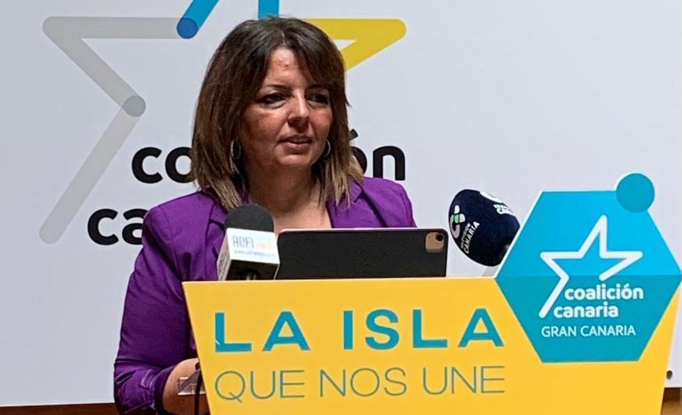 """GLORIA CABRERA (CC): """"CIUCA CONTINÚA APLICANDO UNA POLÍTICA OBTUSA Y OSCURANTISTA, FALTAN A LA VERDAD Y ES DELEZNABLE"""""""