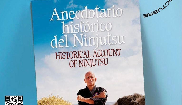 NOVEDAD EDITORIAL: ANECDOTARIO HISTÓRICO DEL NINJUTSU